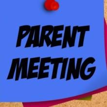 Parent Info Meetings
