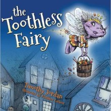 """Book Reading with Author """"The Toothless Fairy"""""""