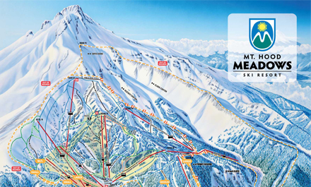 2020 Mt. Hood Meadows Midweek Homeschool Ski/Snowboard Programs