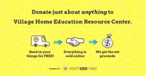 Fundraising Programs - Village Home - Classes & Community