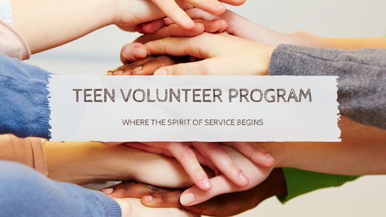 Teen Volunteer Program