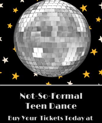 """VH Teen Dance """"Under the Stars"""""""