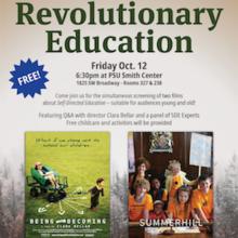 Revolutionary Education Documentary Oct 12