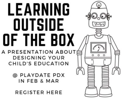 Learning Outside of the Box