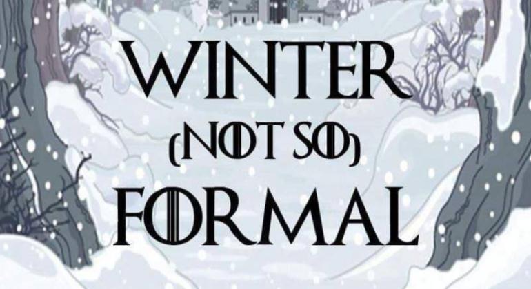 Winter (Not So) Formal