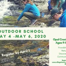 Outdoor School 2020
