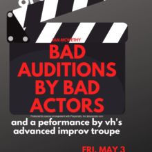 Bad Auditions by Bad Actors