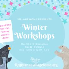 Winter Workshops 2019