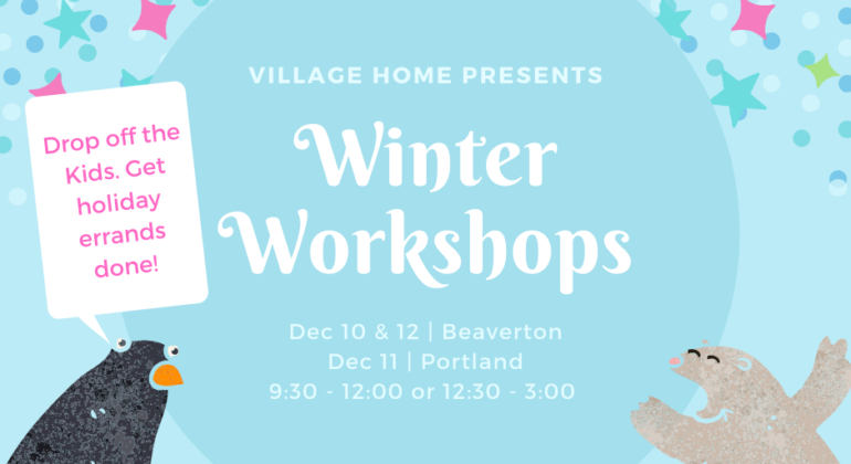 Winter Workshops 2019