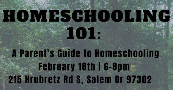 Village Home Salem presents: Homeschooling 101