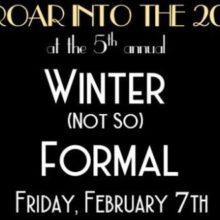 Winter (Not-So) Formal