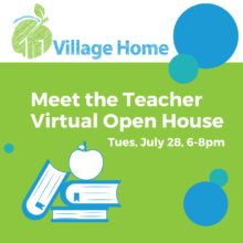Meet the Teacher Virtual Open House