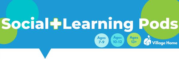 Social + Learning Pods