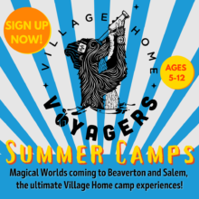Summer Camps at Village Home