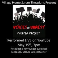 Voices of Unrest Presentation